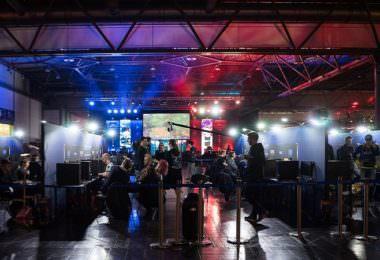 Esports, Fifa, Gaming, Computer, E-Sports-Szene