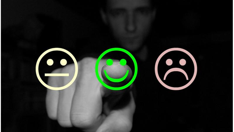 Nutzer-Glaubwürdigkeit, Emojis, Bewertung, Facebook