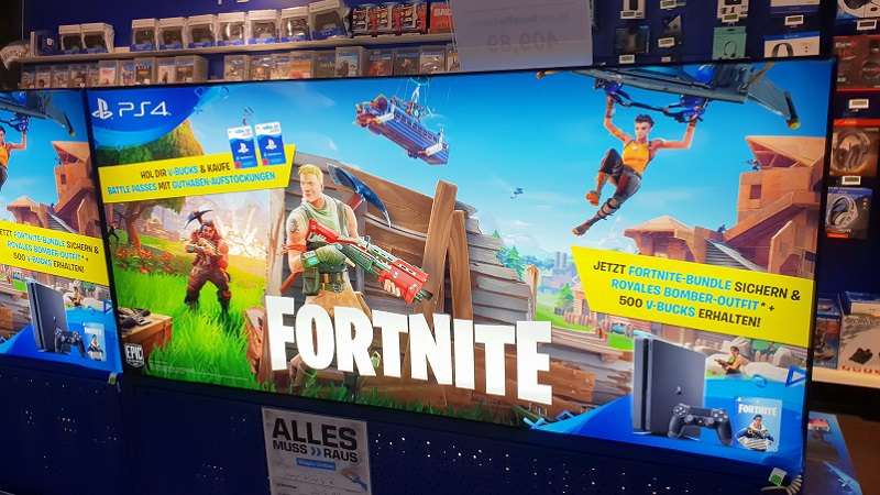 Fortnite, Battle Royale, Gaming