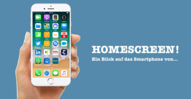 Sascha Puljic, Teradata, Homescreen, iPhone