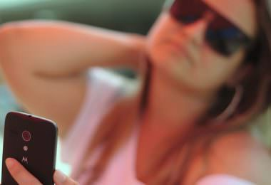 Influencer, Model, Selfie, Foto, Bewertungen