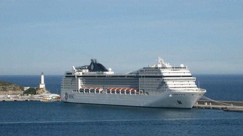 Kreuzfahrtschiff Ibiza MS Orchestra