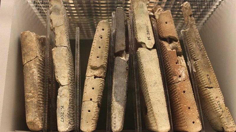 Steintafel, Lehmtafel, Antike, antik, Beschwerde