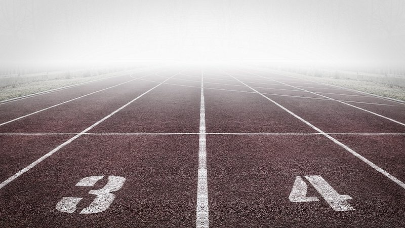 Tartanbahn, Sprint, Leichtathletik, Inbound-Marketing-Strategie