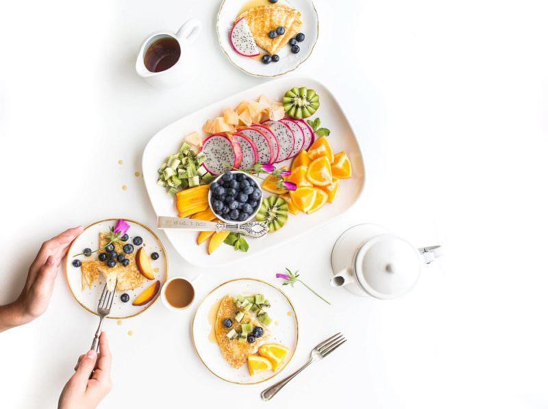 Ernährung, Lebensmittel