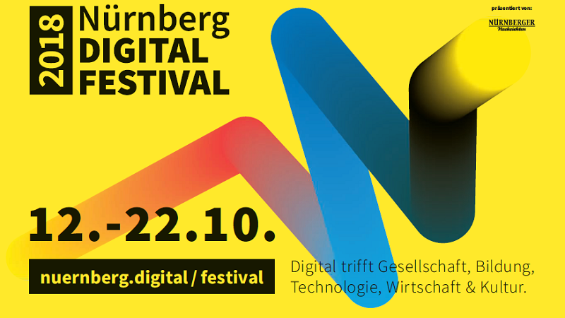 Web Week Nürnberg 2018 Flyer