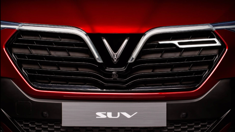 VinFast SUV Logo