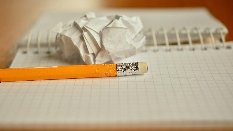 Bleistift, Block, Notizen, Canvas, Geschäftsmodell