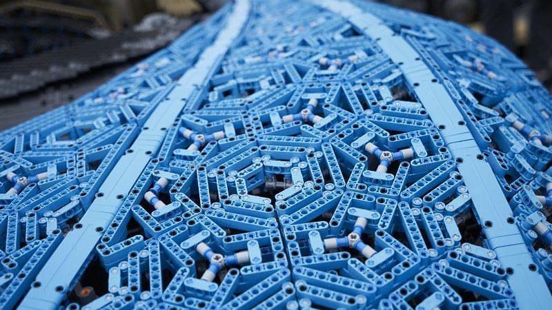 Lego Bugatti Technic Bauteile