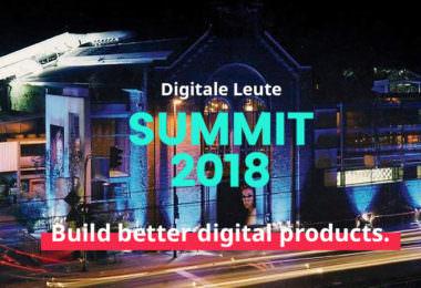 Digitale Leute Summit, Veranstalter, Event
