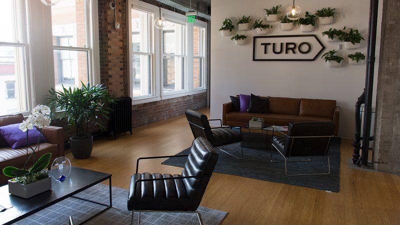 Turo San Francisco Büro Logo