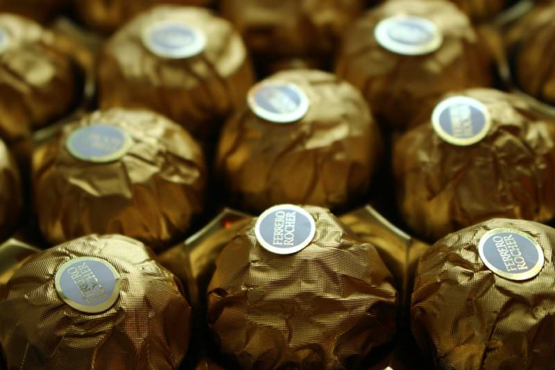 Ferrero, Rocher