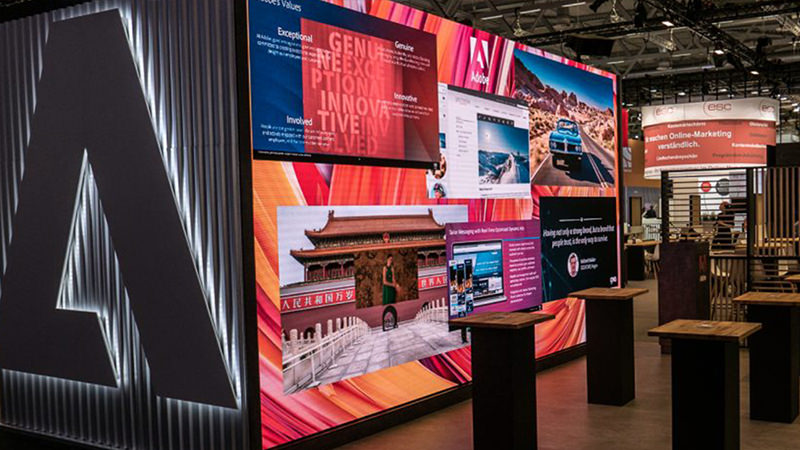 Adobe, Dmexco, Experience Business