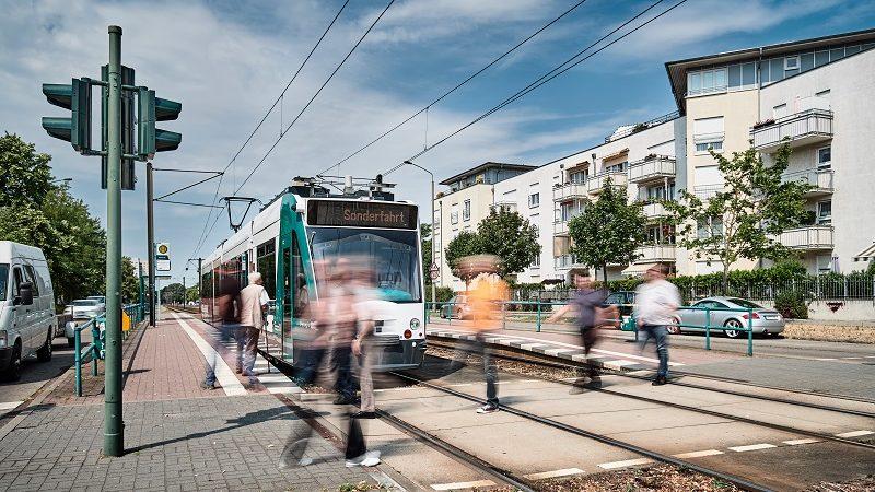 autonome Tram Potsdam KI Siemens Mobility