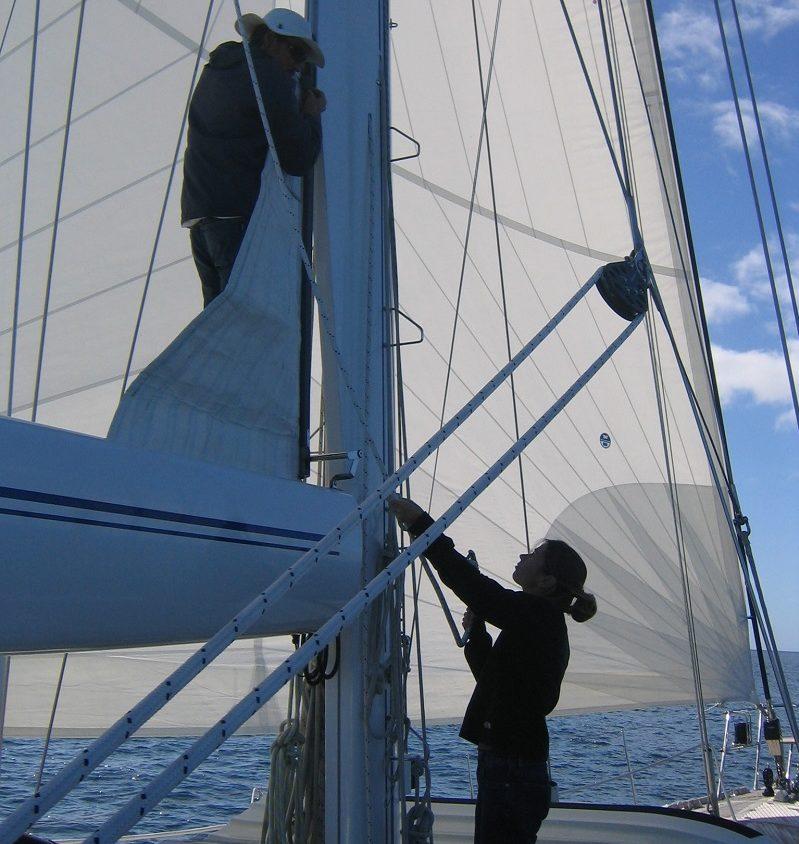Meike Neitz Segelschiff