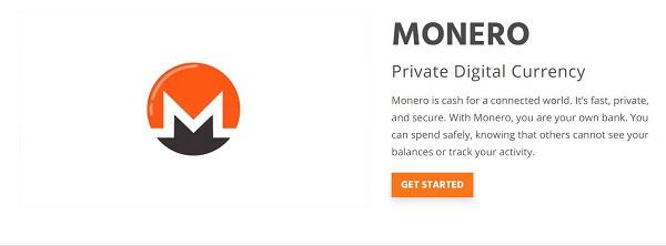 Monero, Kryptowährung, wertvollste Kryptowährungen