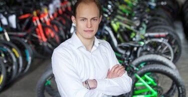 Philipp Zimmermann Greenstorm Mobility