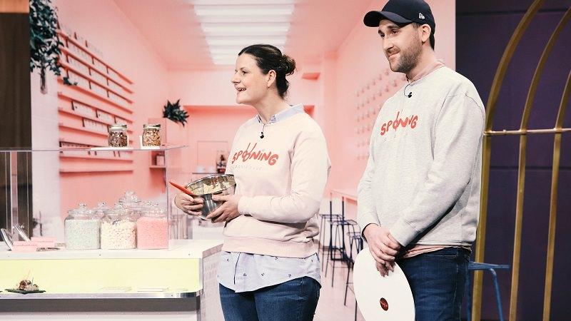 Diana Hildenbrand, Constantin Feistkorn, Spooning Cookie Dough, Die Höhle der Löwen, DHDL