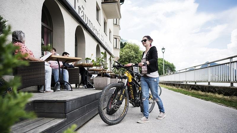 E-Bikes Hotel Greenstorm Mobility