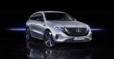 EQC Mercedes-Benz Außenansicht