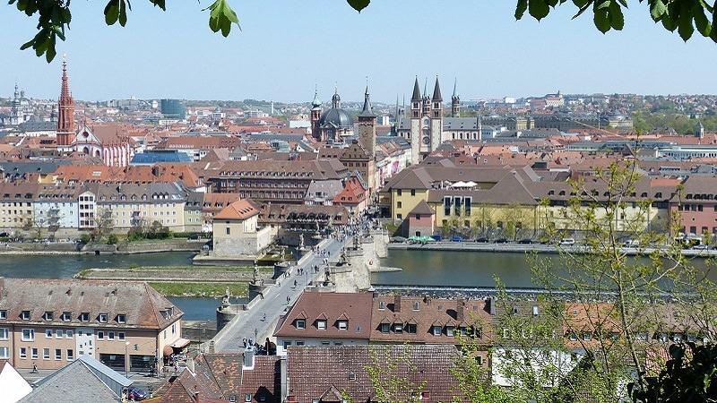 Würzburg, Mainfranken, Gründen@Würzburg