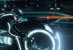 Light Cycle Tron Film