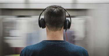 Musikkonsum, YouTube, Musik, Kopfhörer