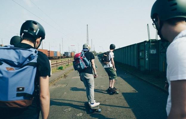 Mellow Boards Mitarbeiter Skateboards
