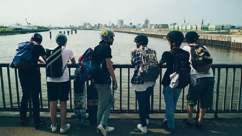 Mellow Boards Team Hamburg Elbe