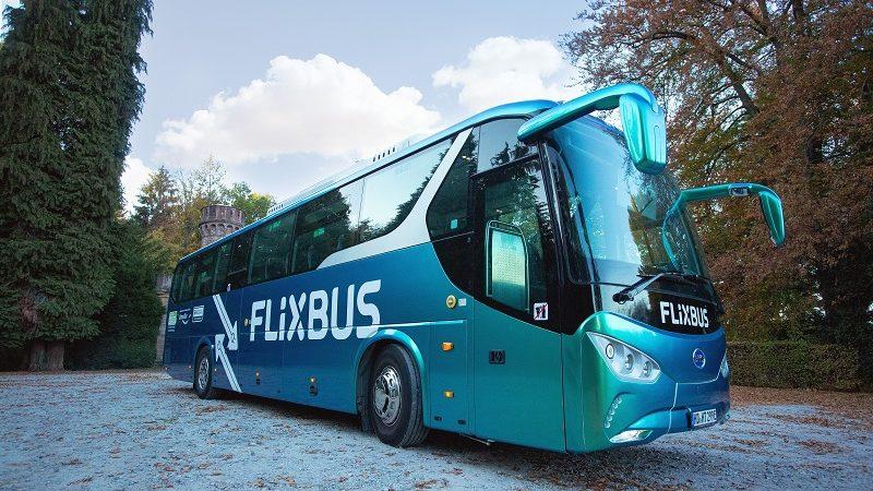 E-Fernbus Flixbus