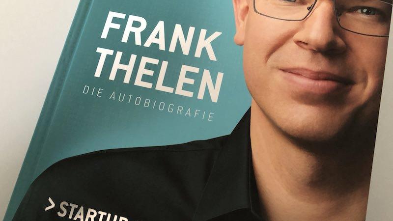 Frank Thelen Startup-DNA Autobiografie
