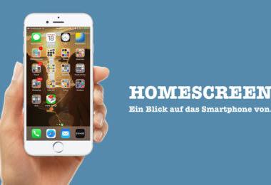 Torben Heimann, Improve Digital, Homescreen