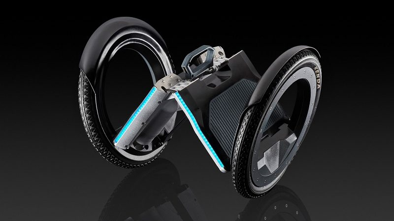 Urmo Hoverboard klappbar