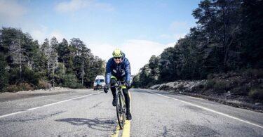 Michael Strasser Ice2Ice Bike Challenge
