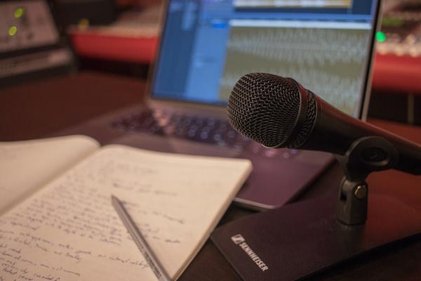 Sennheiser Podcast Mikrofone 1
