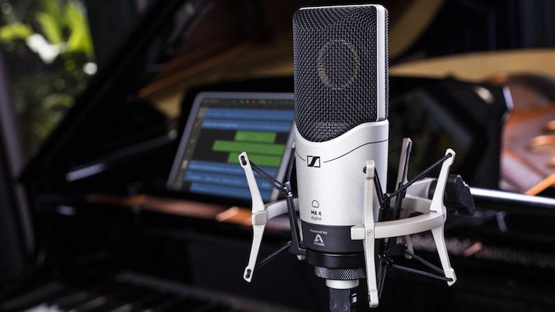 Sennheiser Podcast Mikrofone