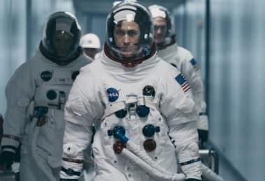 Aufbruch zum Mond Film Szene Astronauten