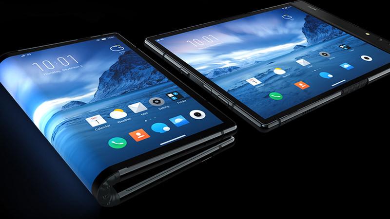 Royole Flexpai, faltbares Smartphone
