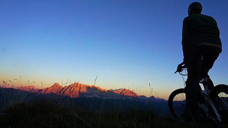 E-Bike Fahrrad Landschaft