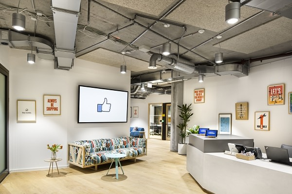 Facebook, Berlin, Facebook-Office, Facebook in Berlin