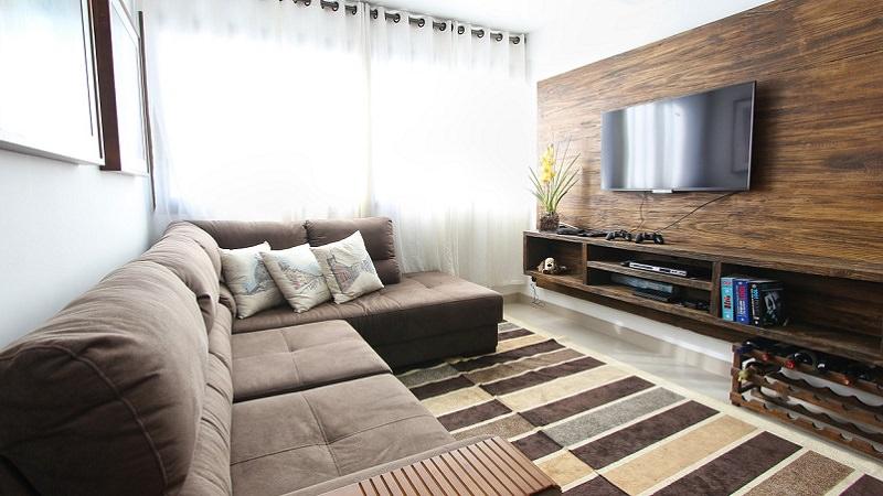 Wohnzimmer, Fernsehen, TV, Smart TV, Amazon Prime im Dezember