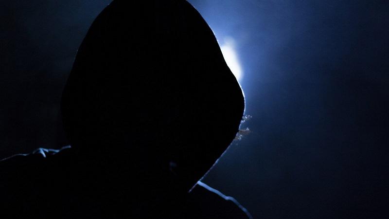 Schatten, Gestalt, Kaputze, Hacker, Hack, Facebook-Hack