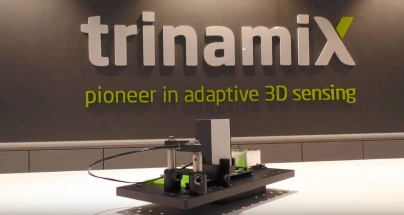 Trinamix, Lebensmittel, Labor, Smartphone, Messung, Infrarot, 3D-Messung
