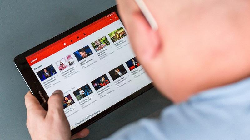 YouTube, Video, Videos, Videoplattform. Ad Pods, Fernsehen