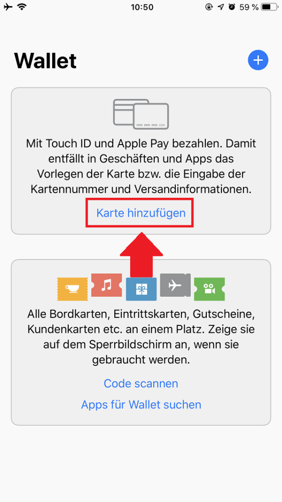 Apple Pay einrichten, Apple Pay Karte hinzufügen, Apple, Apple Pay, Apple Pay Deutschland
