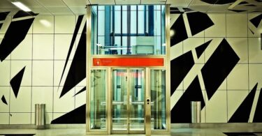 Aufzug U-Bahn