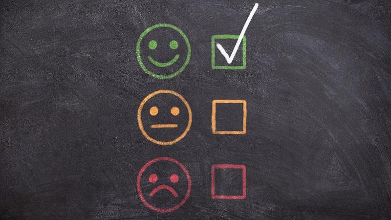 Bewertung, Bewertungen, Smiley, Rating, gekaufte Bewertungen