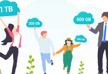 pCloud for Family: Datensicherheit