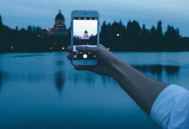 Capitol Washington D.C. Smartphone