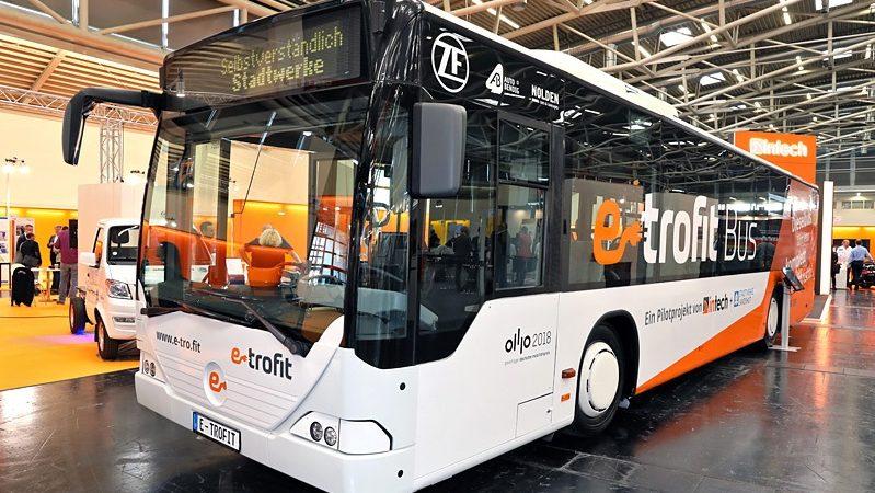 Etrofit in-tech GmbH Umrüstung Dieselbus